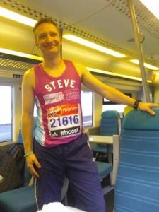 Steve train